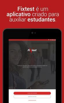 FixTest apk screenshot