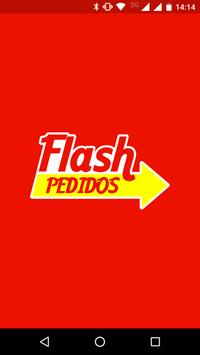 Flash Pedidos poster