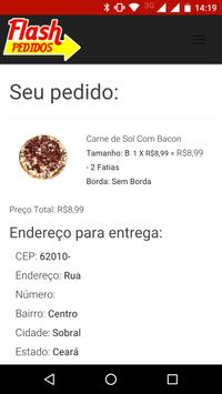 Flash Pedidos screenshot 3