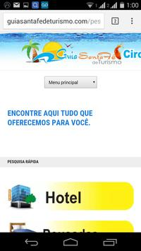 Guia Santa Fé de Turismo apk screenshot