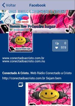 Radio Conectado a Cristo screenshot 2