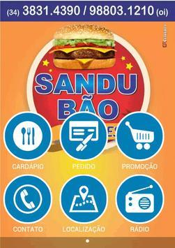 Sandubão Lanches poster