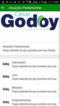 Cesar Godoy Vereador apk screenshot