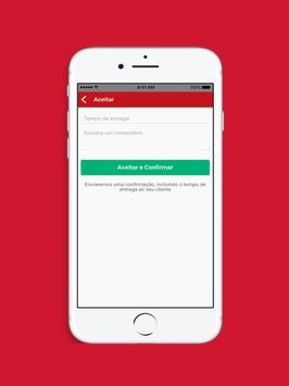 fb - controle de pedidos apk screenshot