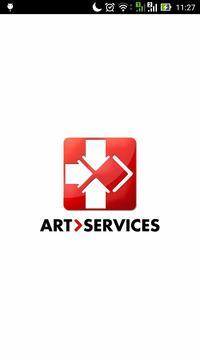 ArtServices – Positivação poster