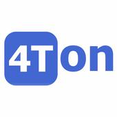 4Ton - Mercado de veículos e máquinas pesadas icon