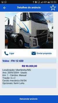 4Ton - Mercado de veículos e máquinas pesadas screenshot 1