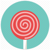 Sweet Candy Recipes icon