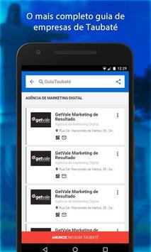Guia Taubaté screenshot 4