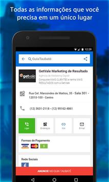 Guia Taubaté screenshot 5