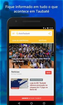 Guia Taubaté screenshot 1