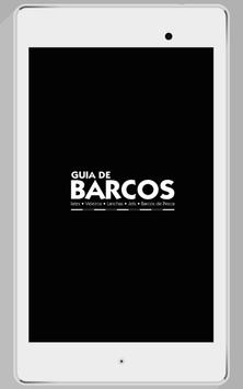Guia de Barcos apk screenshot