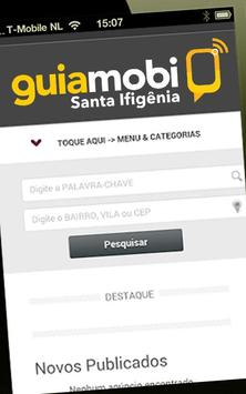 GuiaMobi Santa Ifigênia SP apk screenshot