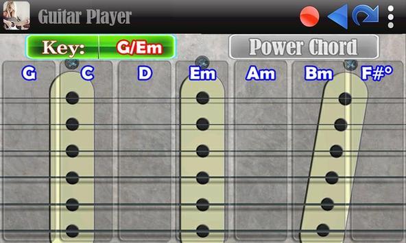 Guitar Player apk screenshot
