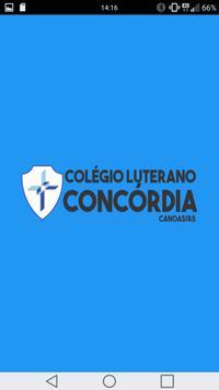 Concórdia Canoas poster