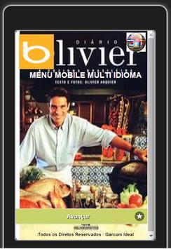 Menu Serviço Mobile : USAI poster