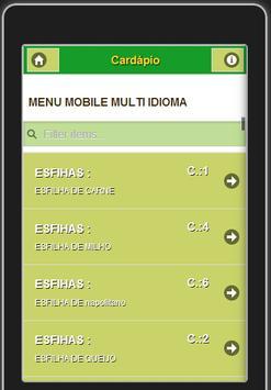 Menu Serviço Mobile : USAI screenshot 2