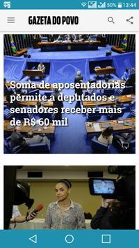 Gazeta do Povo Mobile poster