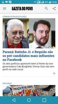 Gazeta do Povo screenshot 1