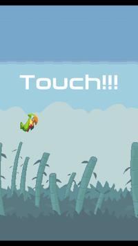 Felpudo Fly - Android Oreo poster