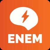 Cursinho Enem e Vestibular - Geekie Games icon