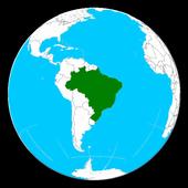 GeoAtlas - Geografia do Brasil icon