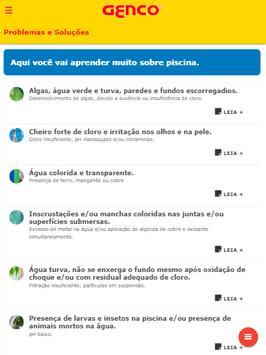 GENCO® - Trata bem sua piscina. screenshot 11