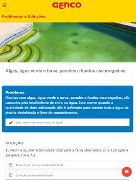 GENCO® - Trata bem sua piscina. apk screenshot