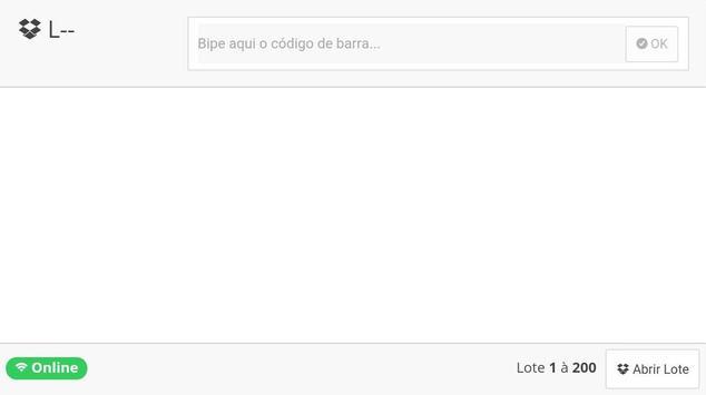 GTS Inventário apk screenshot