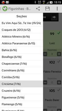 Figurinhas - Brasileirão 2014 screenshot 5