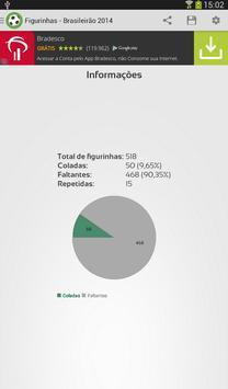 Figurinhas - Brasileirão 2014 screenshot 6