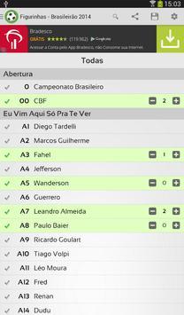Figurinhas - Brasileirão 2014 screenshot 7