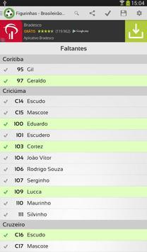 Figurinhas - Brasileirão 2014 screenshot 8