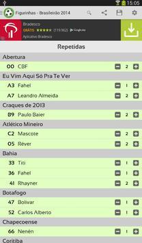 Figurinhas - Brasileirão 2014 screenshot 9