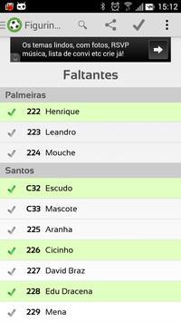 Figurinhas - Brasileirão 2014 screenshot 2