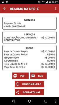 NFS-e Garibaldi apk screenshot
