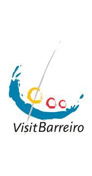 visit Barreiro poster
