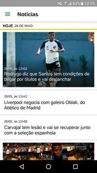 Placar UOL - Brasileirão 2018 apk screenshot
