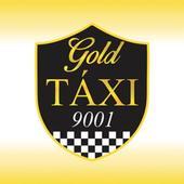Gold Taxi 9001 - Taxista icon