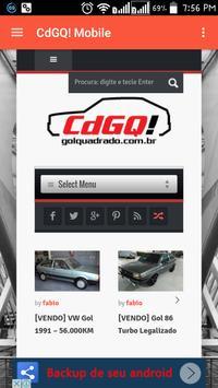 CdGQ! Mobile apk screenshot