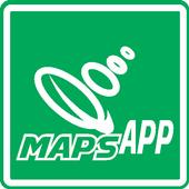 MapsApp icon