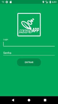 MapsApp screenshot 2