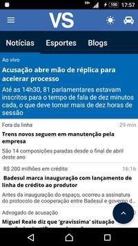 Jornal VS screenshot 3