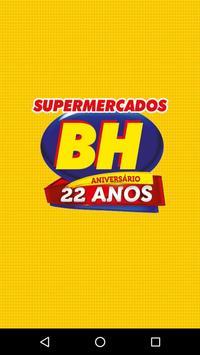 Supermercados BH poster