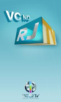 VC no RJTV poster