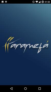 Haramefá poster