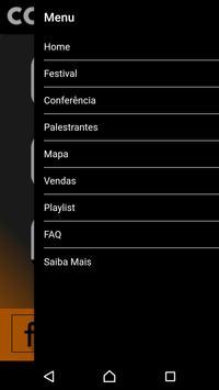CoMA Festival apk screenshot