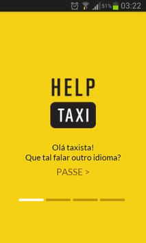 Help Taxi poster