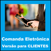 Comanda Eletrônica CLIENTES icon