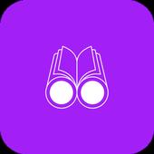 Binóculo icon